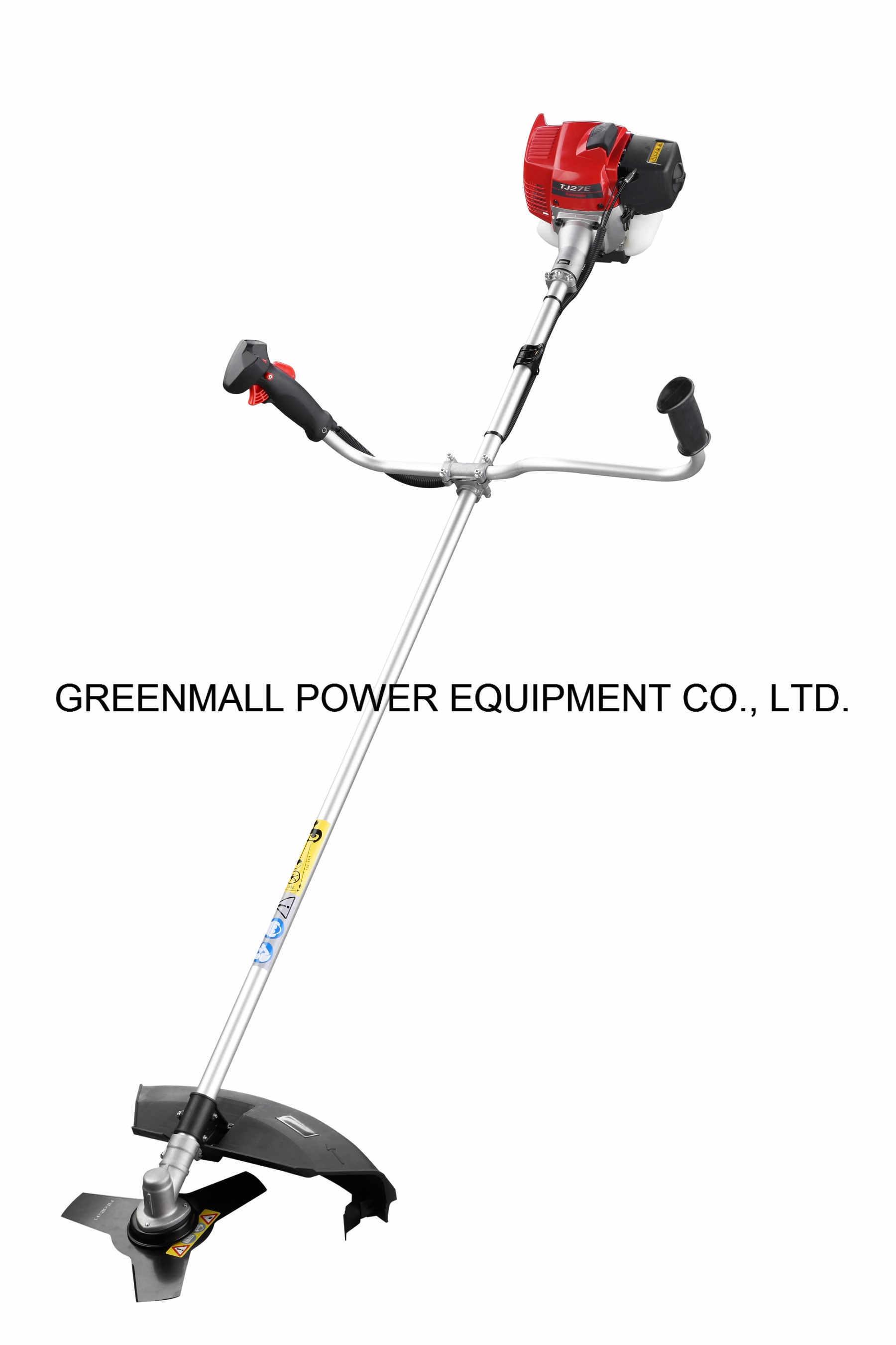 Brush Cutter Powered by Kawasaki Engine (TJ27E)