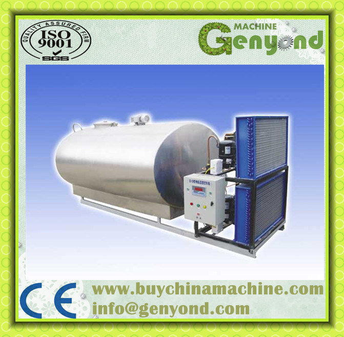 High Quality Stainless Steel Milk Storage Tank