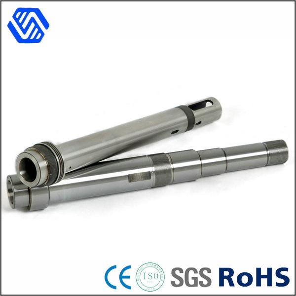 ISO Standard Alloy Steel High Strength Flexible Shaft Motor Shaft
