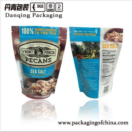 Guangdong Manufacturer Alumium Foil Packaging Bag for Snack