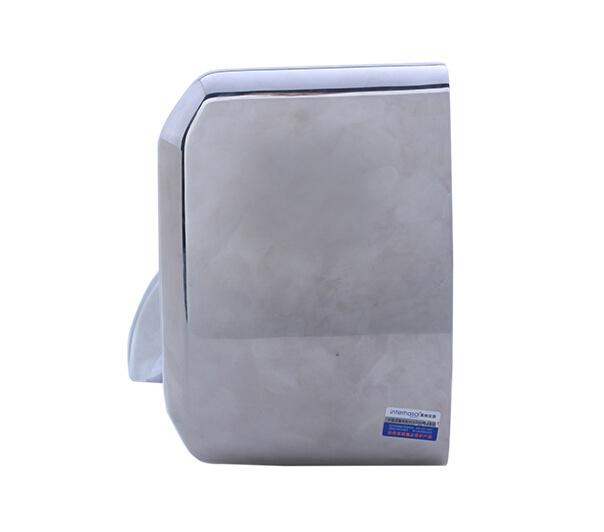 304 Stailess Steel Automatic Hotel Supermarket Toilet Sensor Hand Dryer