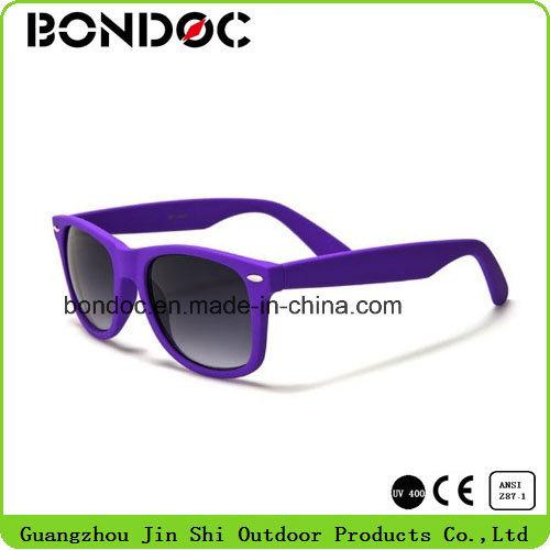 Women Hot Selling Frame Plastic Sunglasses