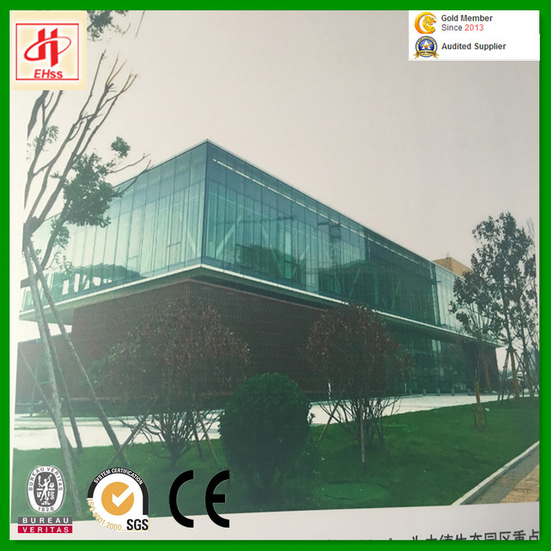 Specialized in Manufacture Steel Structure Warehouse