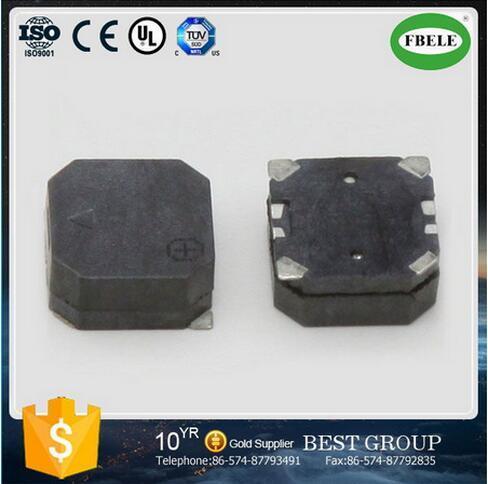 3.6V SMD Buzzer SMD Transducer 85dB Buzzer