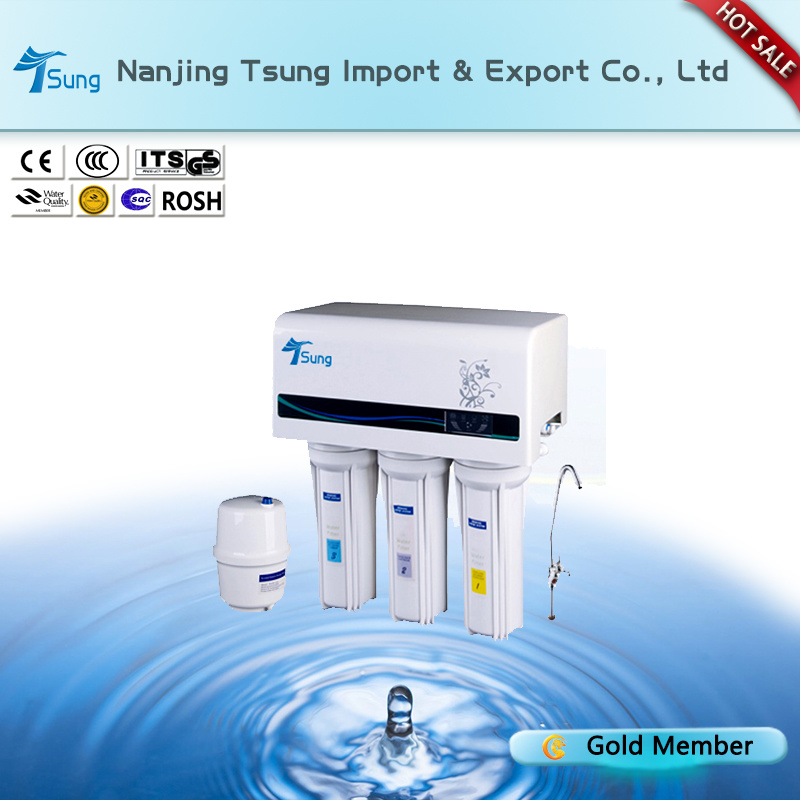 50gpd 5 Stages RO Water Filter with LCD