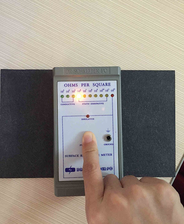 ESD/Anti-Static Durostone Sheet in 10^6~10^9 Surface Resistivity for PCB Pallet