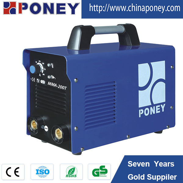 Inverter DC Welder Portable Arc Welding Machines MMA-125t/145t/160t/180t/200t
