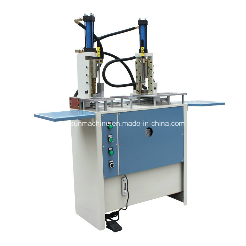 Hydraulic Book Double Angle Cutting Machine (YX-510QJ)