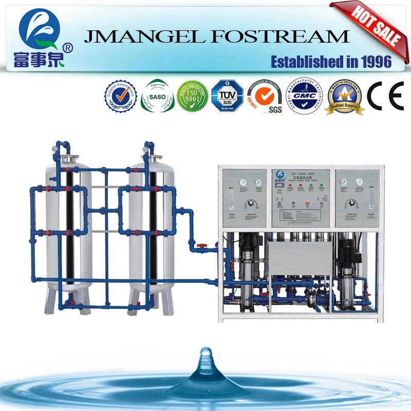 Trade Assurance Stainless Steel UF Water Treatment Equipment