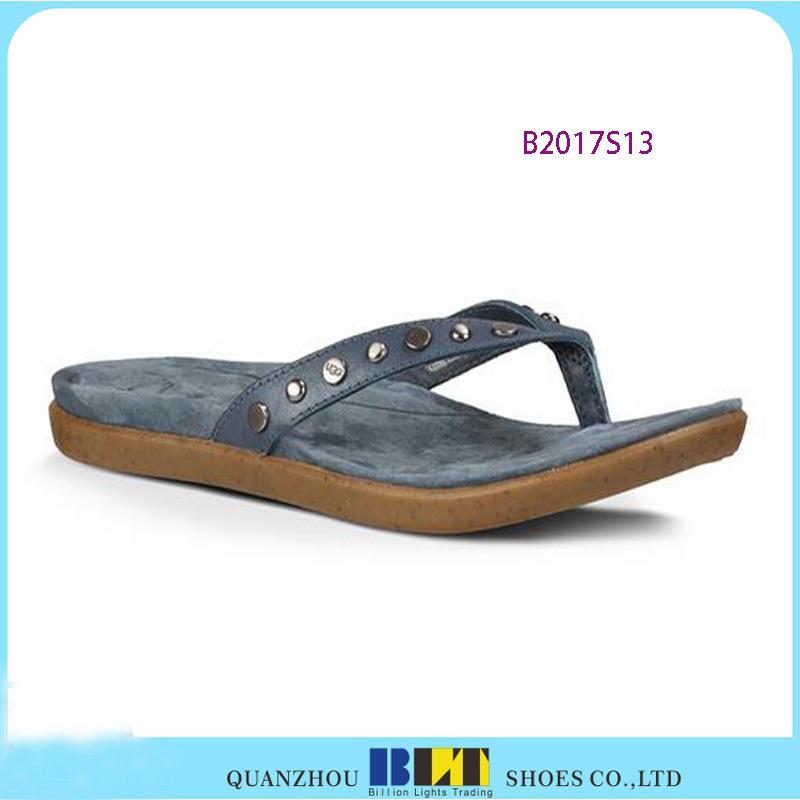 High Quality Flip Flops with Diamond Upper