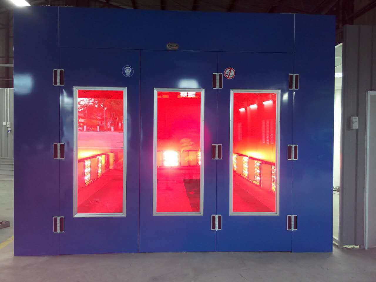 Infrared Heating System Paint Booth (JZJ-9200)
