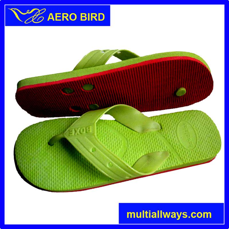 Summer Beach Flip Flop Fashion Slipper for Man