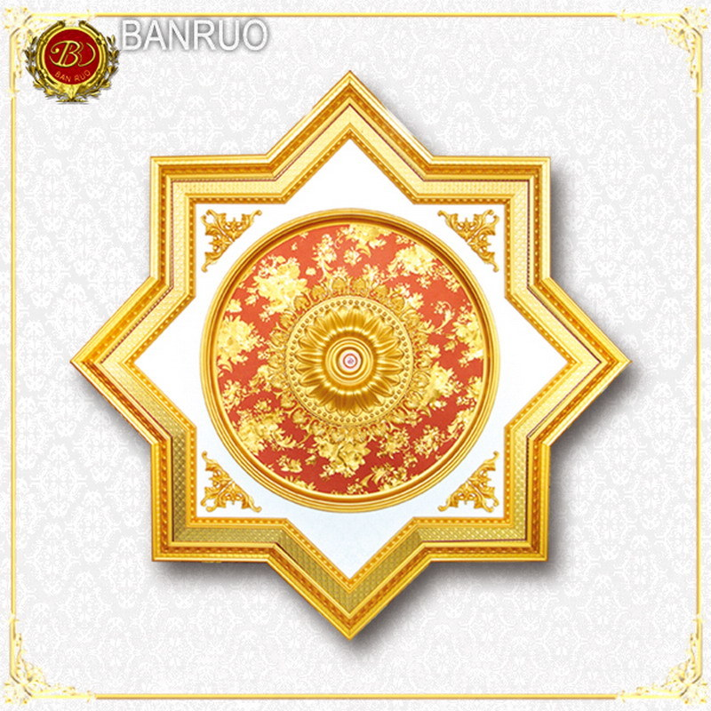 PS Artistic Ceiling, Plastic Ceiling Arts for Home (BRJ18-S022)