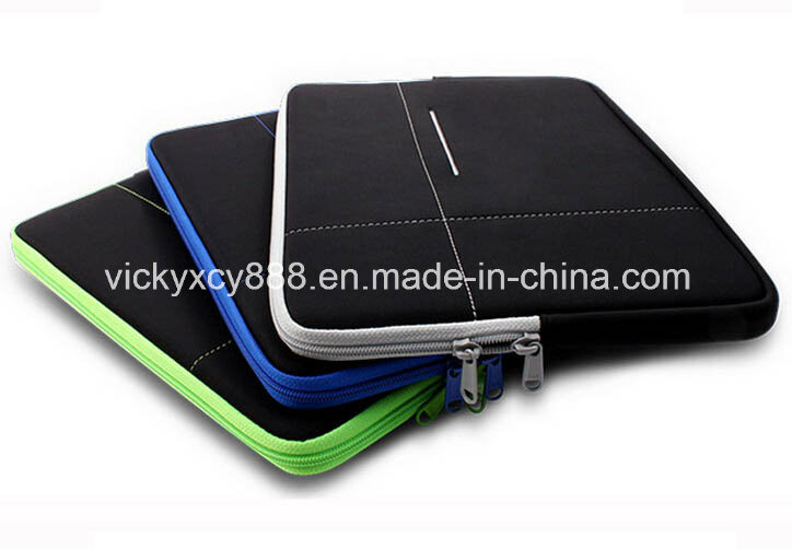 Shockproof Waterproof Neoprene Mac Laptop Tablet iPad Bag Sleeve (CY3323)