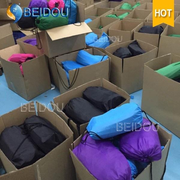 New-Style Inflatable Lazy Sofa Bean Banana Sleeping Bag Air Sofa Bed