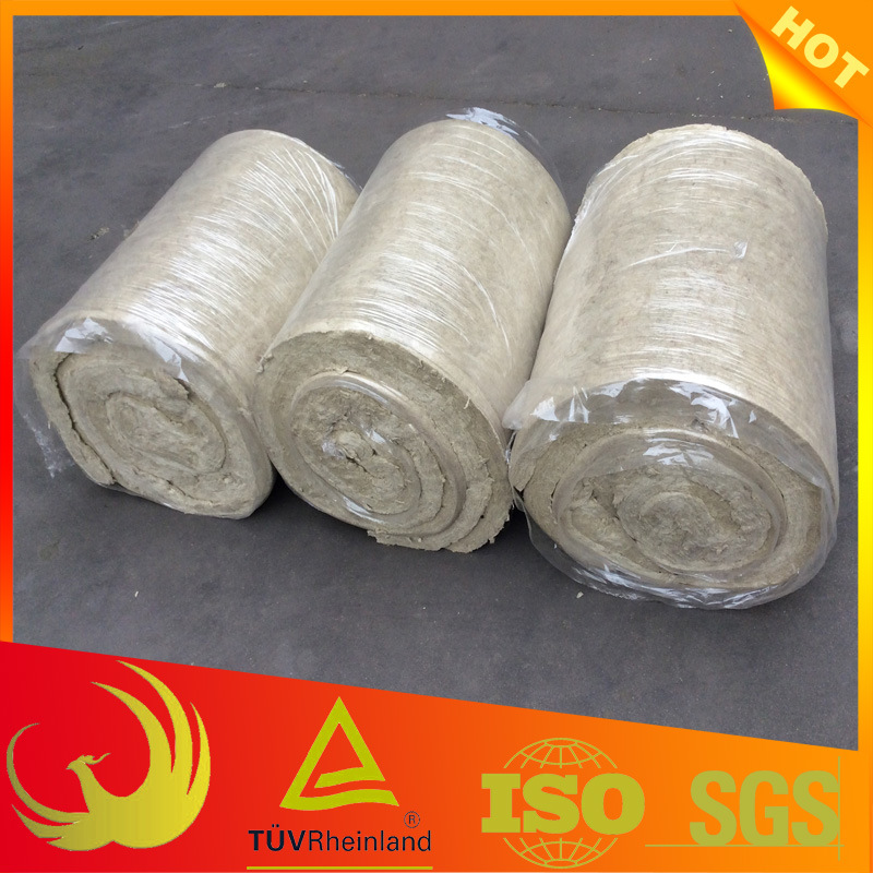 Rock Wool Blanket Heat Insulation and Sound Insulation Mineral