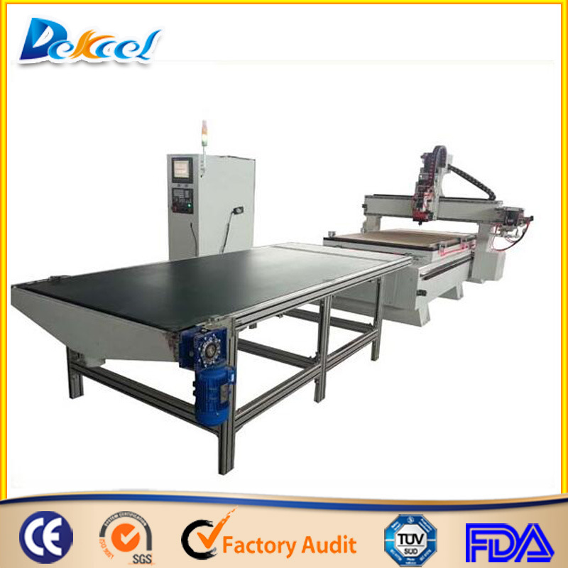 Furniture Cabinet Board Production Line to Make PVC Foam Board
