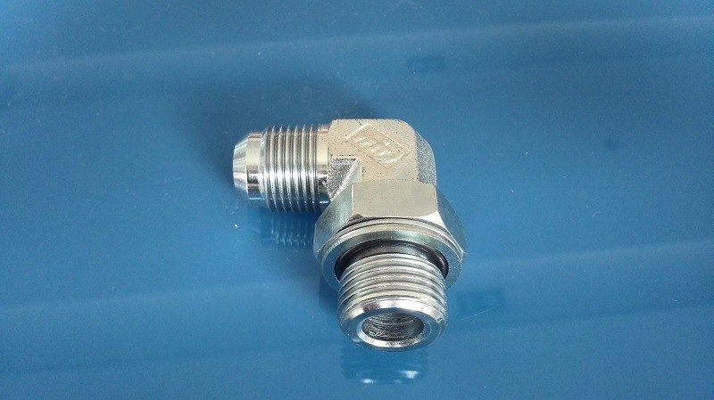 74 Cone Flared Jic Male/Bsp O-Ring Male 90 Elbow