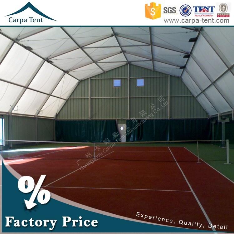 25X30m Outdoor Polygon Wind Resistant Pavilion / Event Tent / Exhibition Tent