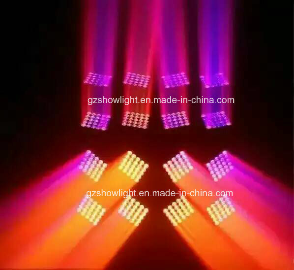 CREE 25*12W Matrix LED Light 4-in-1 RGBW LED Moving Head Beam Light