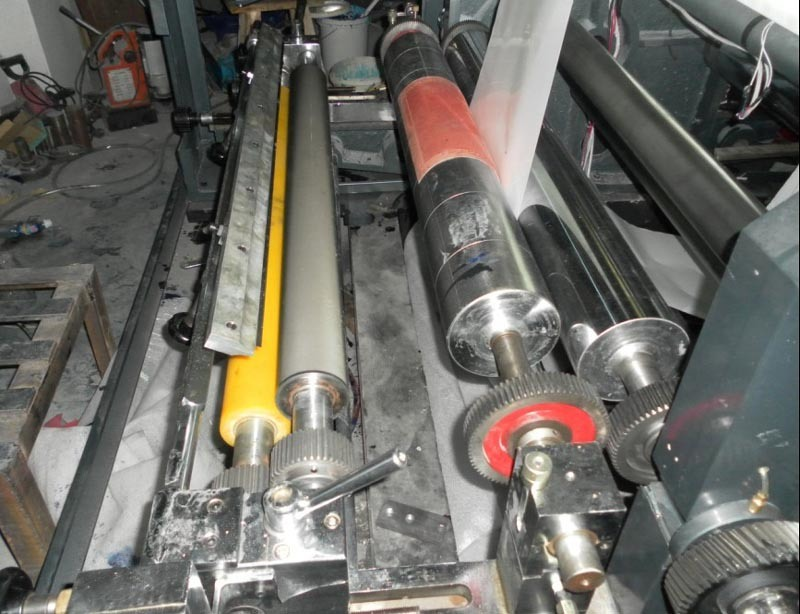 High Speed 6 Colors Flexo Printing Machine (YTB-61200)