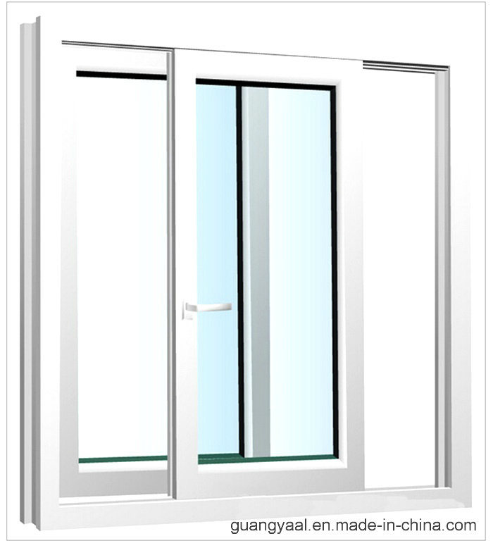 Top Sell Extrusion Powder Spraying Aluminium Sliding Window Profiles