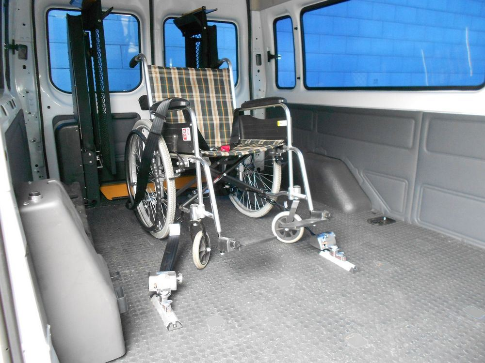 Wheelchair Restraint System for Fixing Wheelchair During Bus Runing (X-801-1)