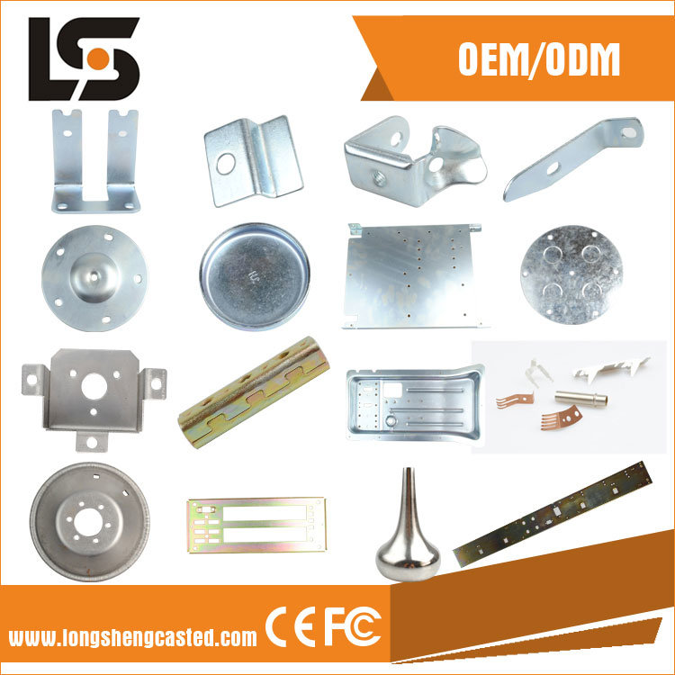 Customized CNC Metal Stamping Parts