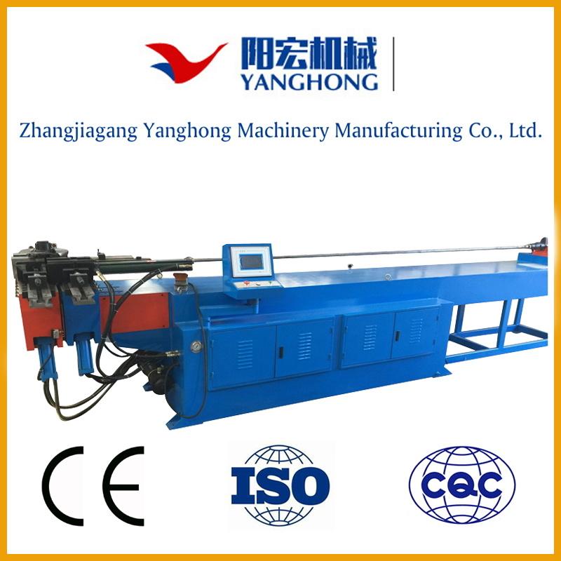 Dw75nc Hydraulic 3 Inch Pipe/Tube Bending Machine