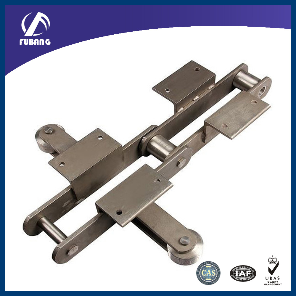 Stainless Steel Chain with Special Attachment (All Types)