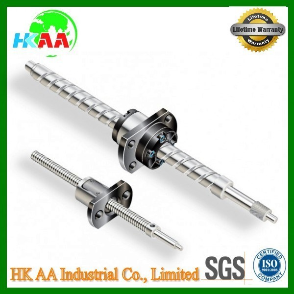 China Supplier High Precision Lead Screw, Stainless Steel Power Screw