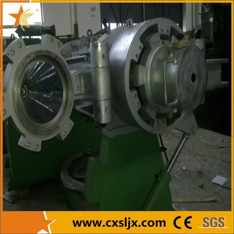 Strainer Extruder for PVC Sheet Calender Production Line