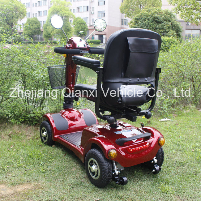 Elderly and Disabled Adjustable Seat Electric Mobility Scooter