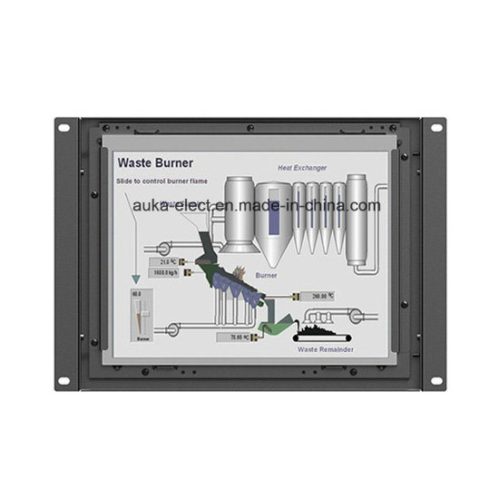9.7 Inch Industrial Touch Monitor with Metal Open Frame
