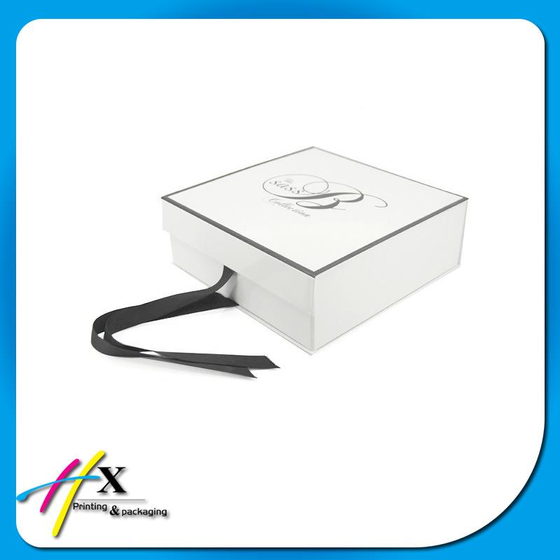 Rigid Luxury Garments Underwear Packaging Box