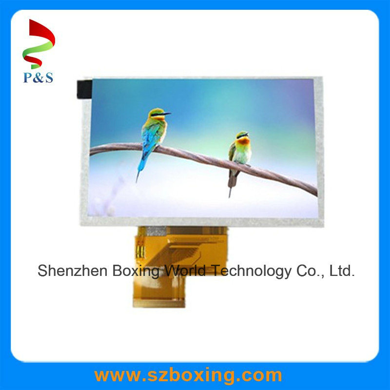 480 (RGB) *272 5inch TFT LCD Module with Stable Supply