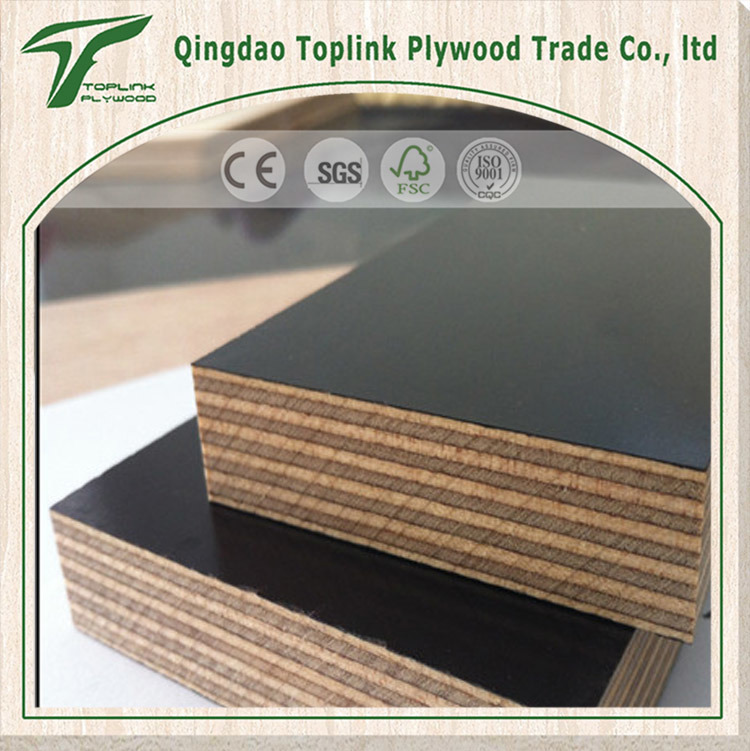 Factory Supply Labor Saving Concrete Formwork Systems Slab/ Film Faced Plywood