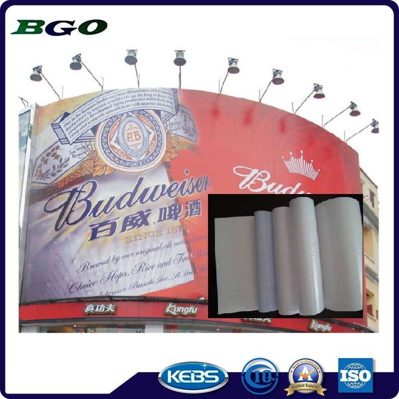Popular PVC Laminated Flex Banner (500dx500d 13OZ)