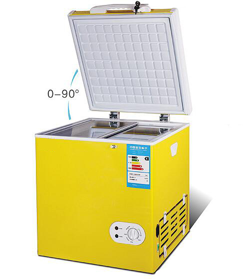 12V Mini Portable DC Refrigerator for Camper, Vehicle and Household