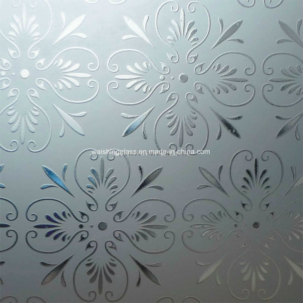 3-10mm Tempered/Toughened Glass for Decoration