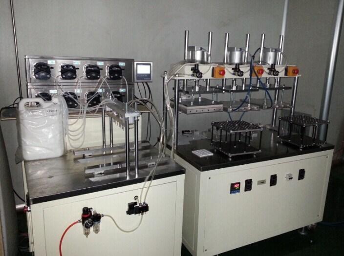 Perfume Peristaltic Filling Pump Machine
