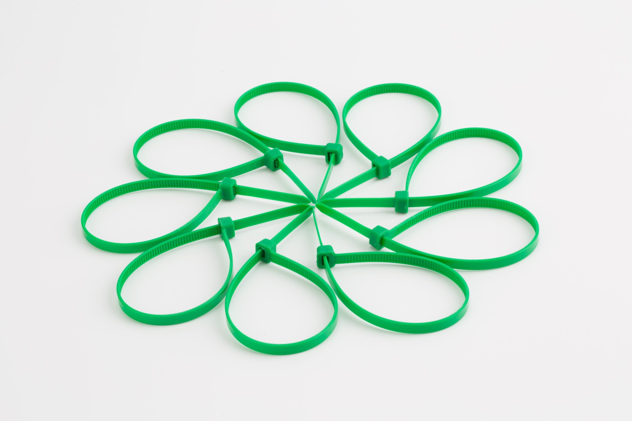 Cable Ties, Made of Nylon 66, Customized Colors Are Accepted