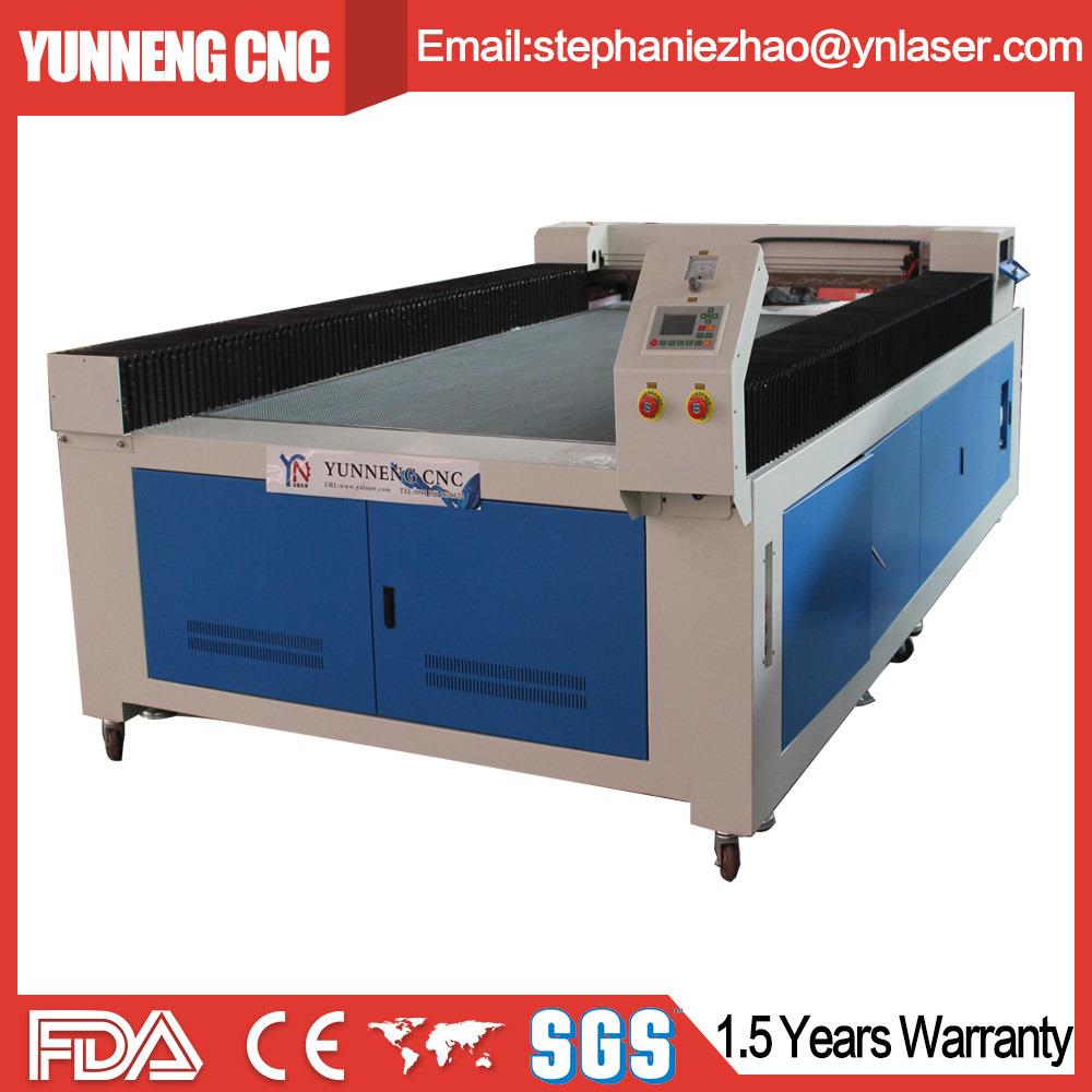 Laser Cutter Acrylic Fabrics Wood MDF Used CNC Laser Engraving