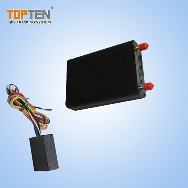 GPS Car Tracker Support Monitor The Fuel, Remote Start and Stop The Engine (TK220-WL072)