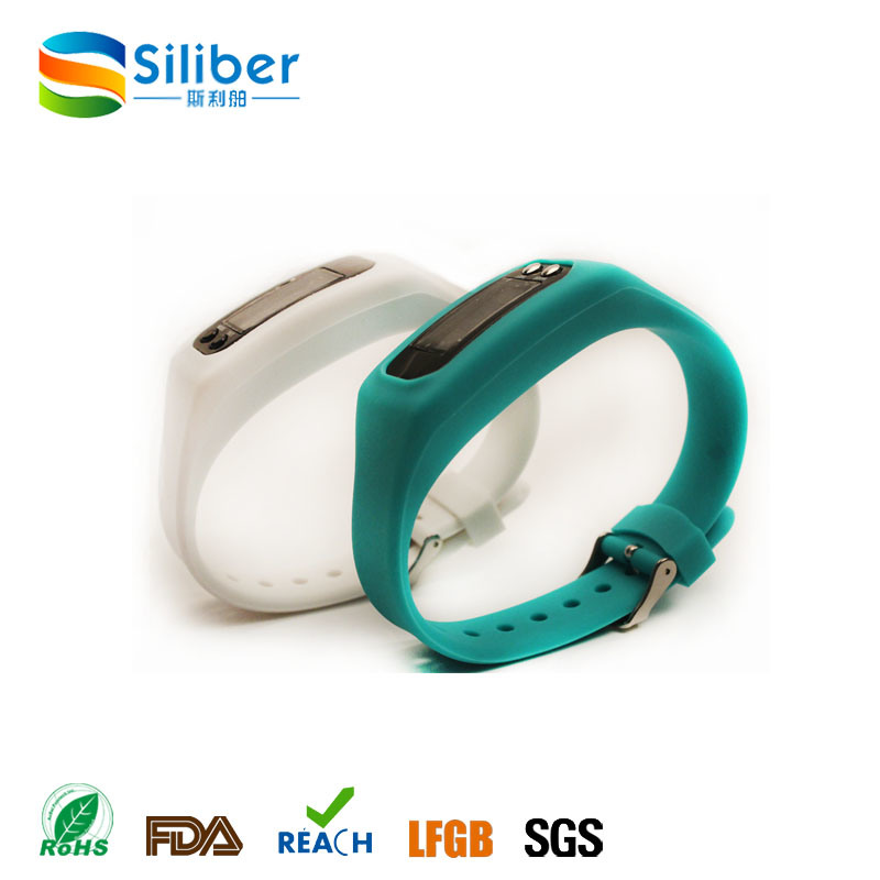 Cheap Promotion Fashion Health Watch, Gift Silicon Digital Watch