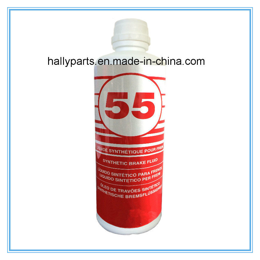 Truck Car Brake Fluid Oil DOT3 in Can