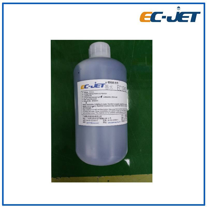 Ecjet MEK Base Ink for Industrial Inkjet Printer