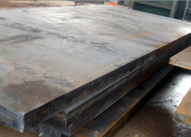 High Quality Carbon Steel Plate (Q235B)