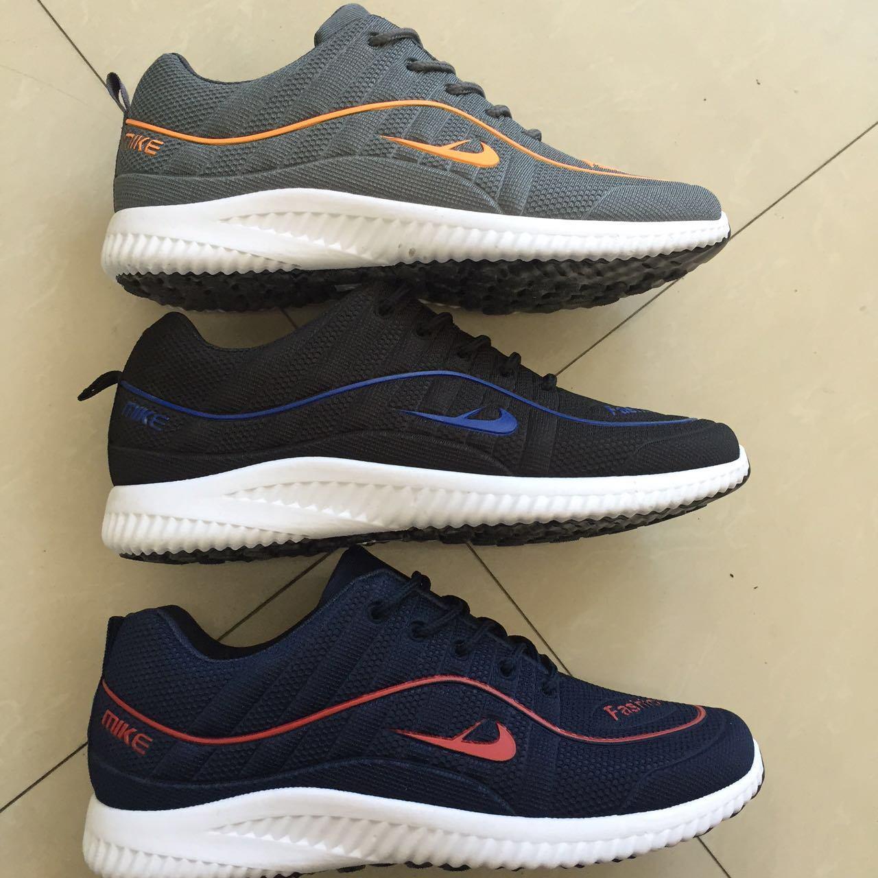 Athletic Men Comfort Walking Footwear Cheap Sports Shoes