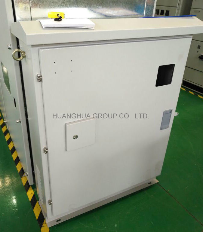 Hdjp Outdoor Metal Cabinet